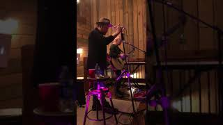 """David Cook """"Carry You"""" w/pre-song banter - Blue Ridge GA"""