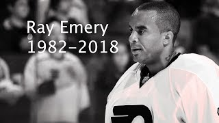 Ray Emery 1982-2018