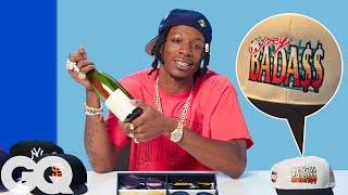 10 Things Joey Bada$$ Can't Live Without | GQ