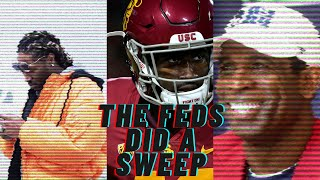 Deion Sanders Landed this Top USC Transfer because of a Future Song