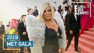 Kylie Jenner Picked Kris' Hair Color for the 2019 Met Gala | E! Red Carpet & Award Shows