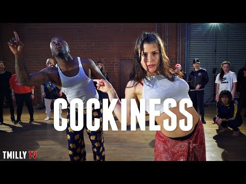 Rihanna - Cockiness - Choreography by Willdabeast Adams & Janelle Ginestra