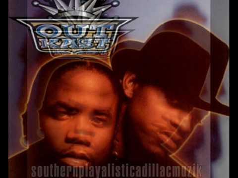 Outkast - Southernplayalisticadillacmuzik (Screwed)