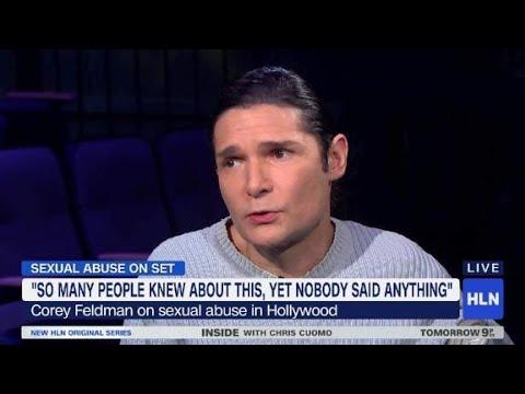 Corey Feldman tells LAPD about pedophilia claims