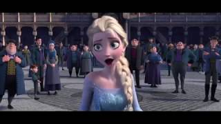 La Reine des Neiges '' Extrait de la fin 2 '' Quebec French Version