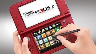 New Nintendo 3DS XL: Unbox e Demonstração