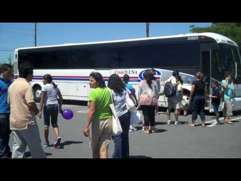 Betances Tours: Bus Ride