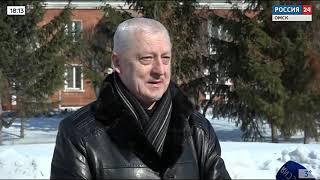 «Вести Омск» на канале «Россия 24», вечерний эфир от 2 апреля 2021 года