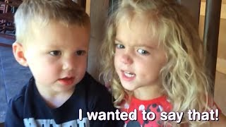 Kids say funny things 11 - I'm afraid so god will turn me into a mom :D - YouTube