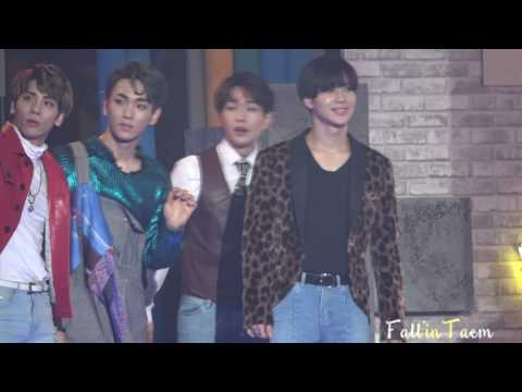 [Fall'in Taem]161231 MBC 가요대제전 04 Ending