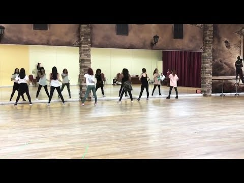 Britney Spears Dancers - Rehearsals 2017 (Piece Of Me Tour)