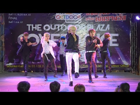 180818 Sha-boo cover SHINee - I Want You @ The Outdoor Plaza (Audition#2)