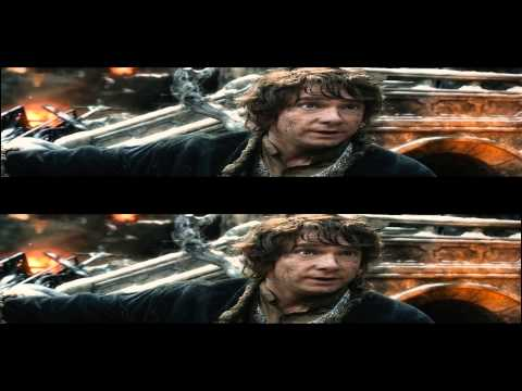 The Hobbit: The Battle of the Five Armies 2014 Main Trailer 3D