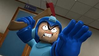Super Angry Robot Megaman - RANDOM XD