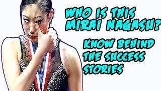 Who is this Mirai Nagasu││Know behind the success stories