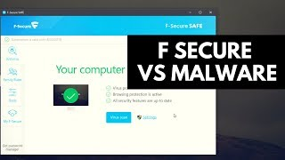 F Secure SAFE | Internet Security Review