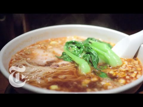 Travel: Tokyo Quest: Ramen 101 | The New York Times