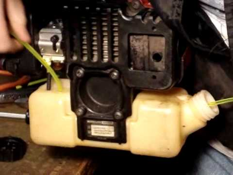 How To Install Fuel Lines On A 2 Stroke Youtube