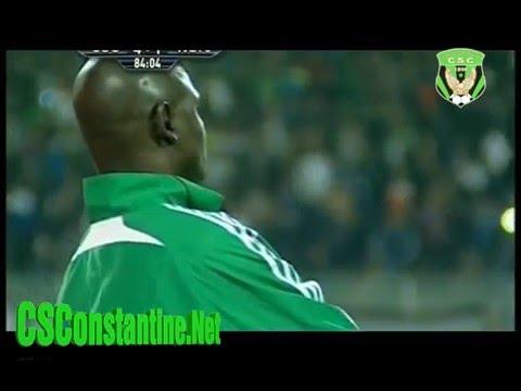 CAF 2016: CSC 4 - NUFC 1 : Le but de Paulin Voavy