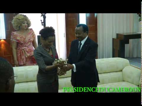 Visite officielle de la SG de l'OIF au Cameroun