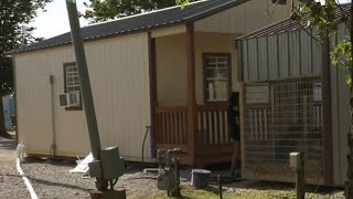 Pole & Karine Move Into Tania & Syngin's Old Shed