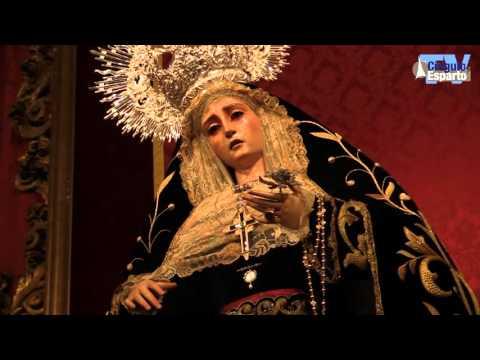 Besamanos de la Virgen del Subterráneo