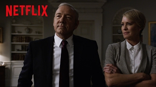 House of cards saison 5 :  bande-annonce VOST