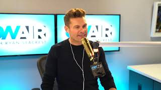 Sisanie Got The Cutest Message From Hubby During The Show | On Air with Ryan Seacrest