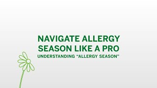 How to Prepare for Allergy Season | FLONASE Allergy Relief
