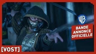 Mortal kombat :  bande-annonce VOST