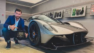Speccing A REAL Aston Martin Valkyrie - Delivery Coming Soon!