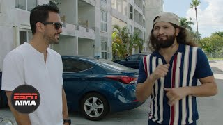 Jorge Masvidal story time: Growing up in Miami, backyard fights and more   UFC 251   ESPN MMA