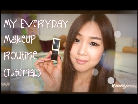 Korean Everyday Makeup Routine Tutorial ♡