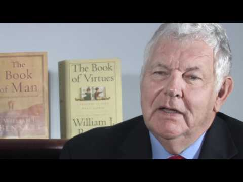 THE BOOK OF MAN by William J. Bennett - YouTube
