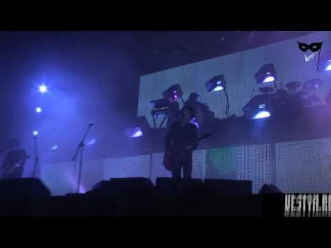 Агата Кристи - Щекотно (Нашествие 2010) live 18/26