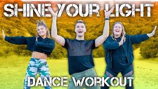 Shine Your Light - Master KG, Akon, David Guetta   Caleb Marshall   Dance Workout