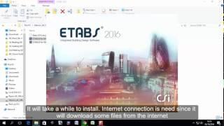 How to crack etabs 2016 for lifetime - ft editor