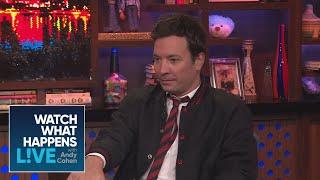 Jimmy Fallon's Favorite SNL Sketch | WWHL