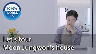 Let's tour Moon Jungwon's house [Stars' Top Recipe at Fun-Staurant/ENG/2020.10.13]