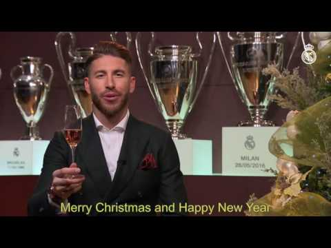 Ramos wishes you a Merry Christmas and a Happy New Year!