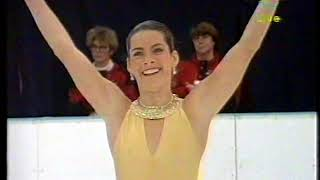 Nancy Kerrigan (USA) - Skating to Whitney Houston + Encore