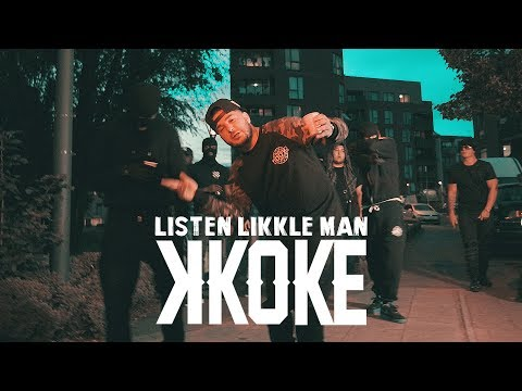 K Koke [@KokeUSG] - Listen Likkle Man (OFFICIAL VIDEO)
