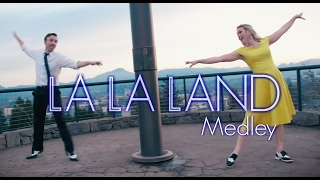 La La Land IN REAL LIFE - City of Stars & A Lovely Night - Evynne & Peter Hollens