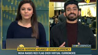 India warning against cryptocurrency