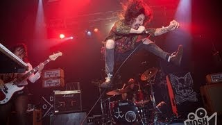 Turbowolf - A Rose For The Crows (Live in London) | Moshcam