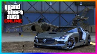 Rockstar Accidentally Leaks Content Updates Coming Soon To GTA Online! (GTA 5 DLC)