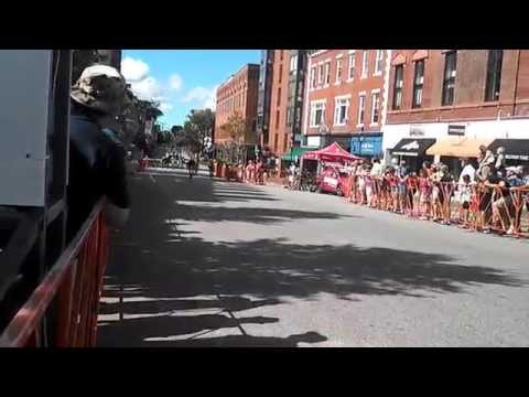 Jeedah & AJ 2nd and 5th Place Finish at Portsmouth Criterium 2014