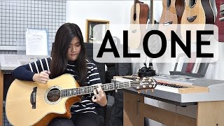 (Alan Walker) Alone - Josephine Alexandra | Fingerstyle Guitar Cover