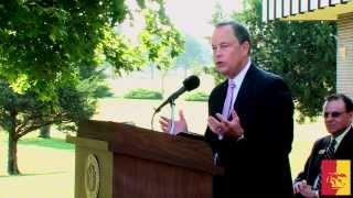 'School of Nursing Announcement at Pitt State (entire program)