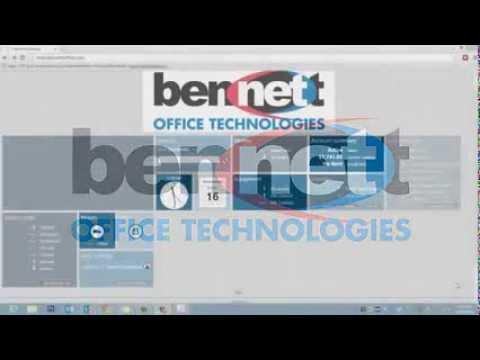 Bennett Office Technologies Customer Portal: How to Order Document Imaging Supplies